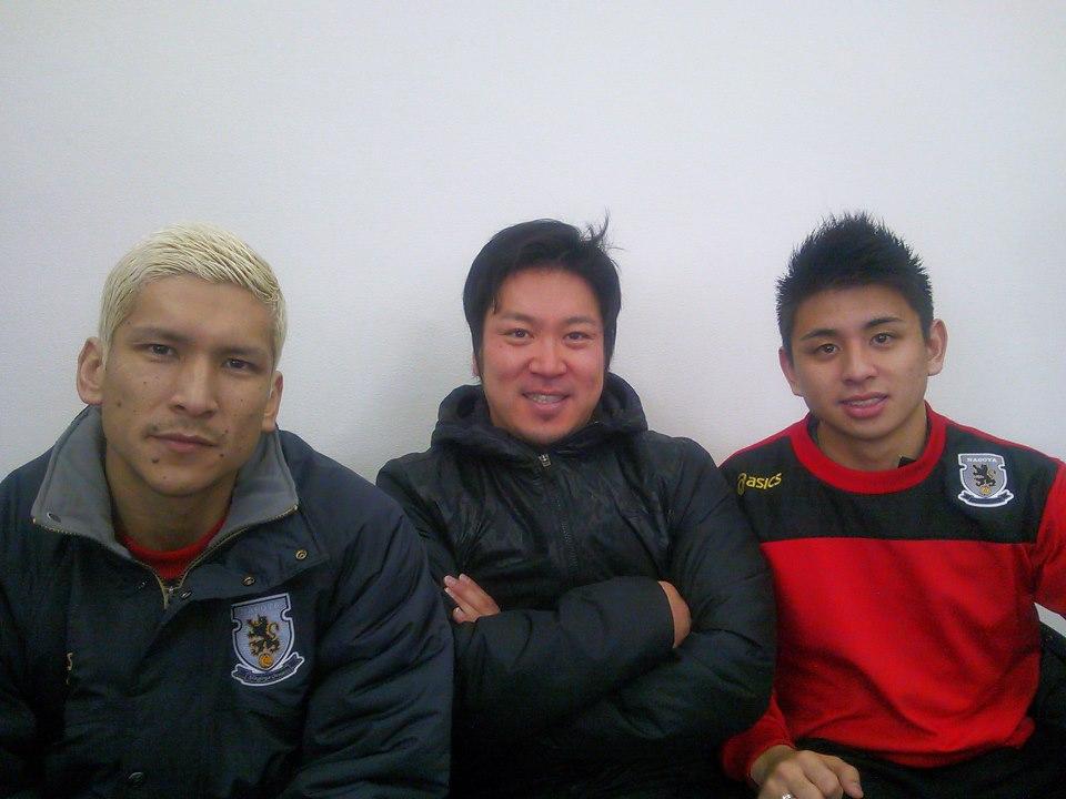 フットサル日本代表選手を招いてのイベントへ参加させていただきました